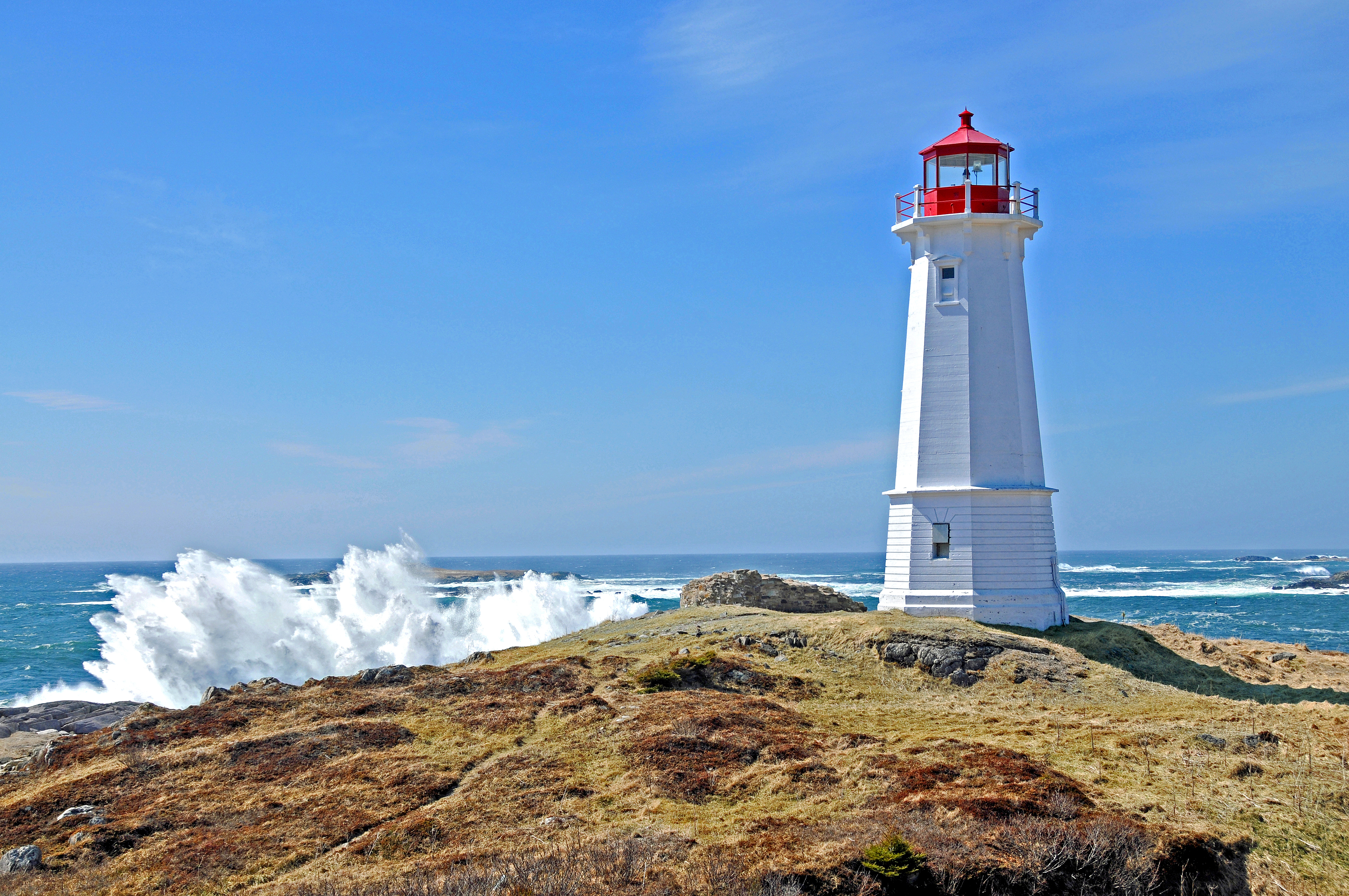 Louisbourg Lighthouse - Wikiwand