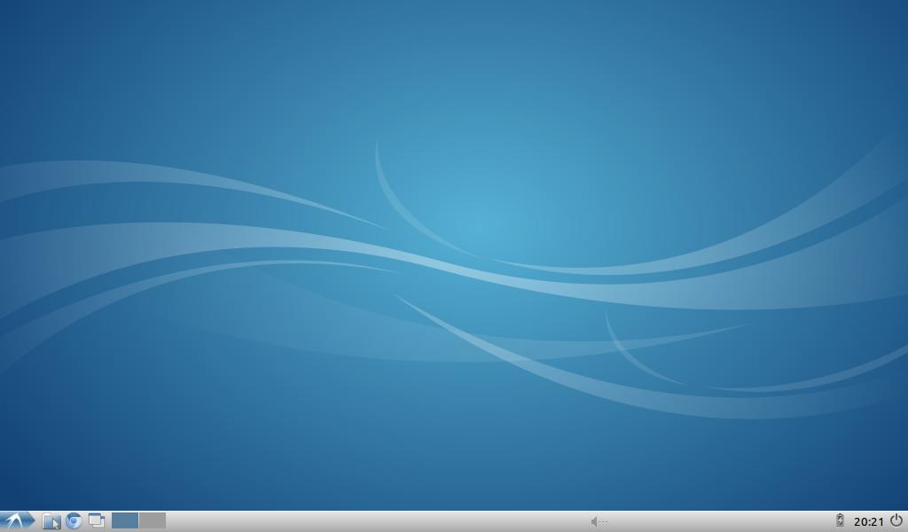 توزيعات لينوكس: واجهة توزيعة Lubuntu