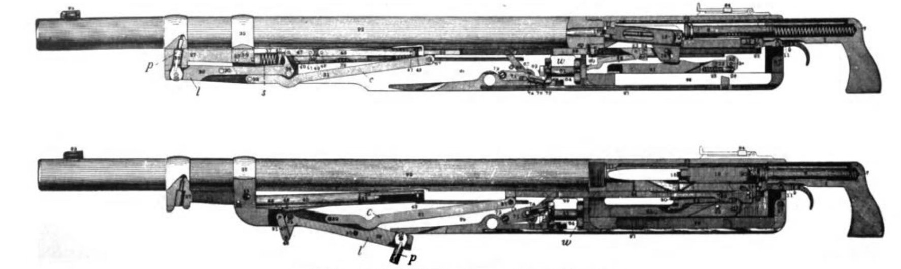 Lever Action Military Wiki Fandom Powered By Wikia Marlin 22 Parts Diagram On