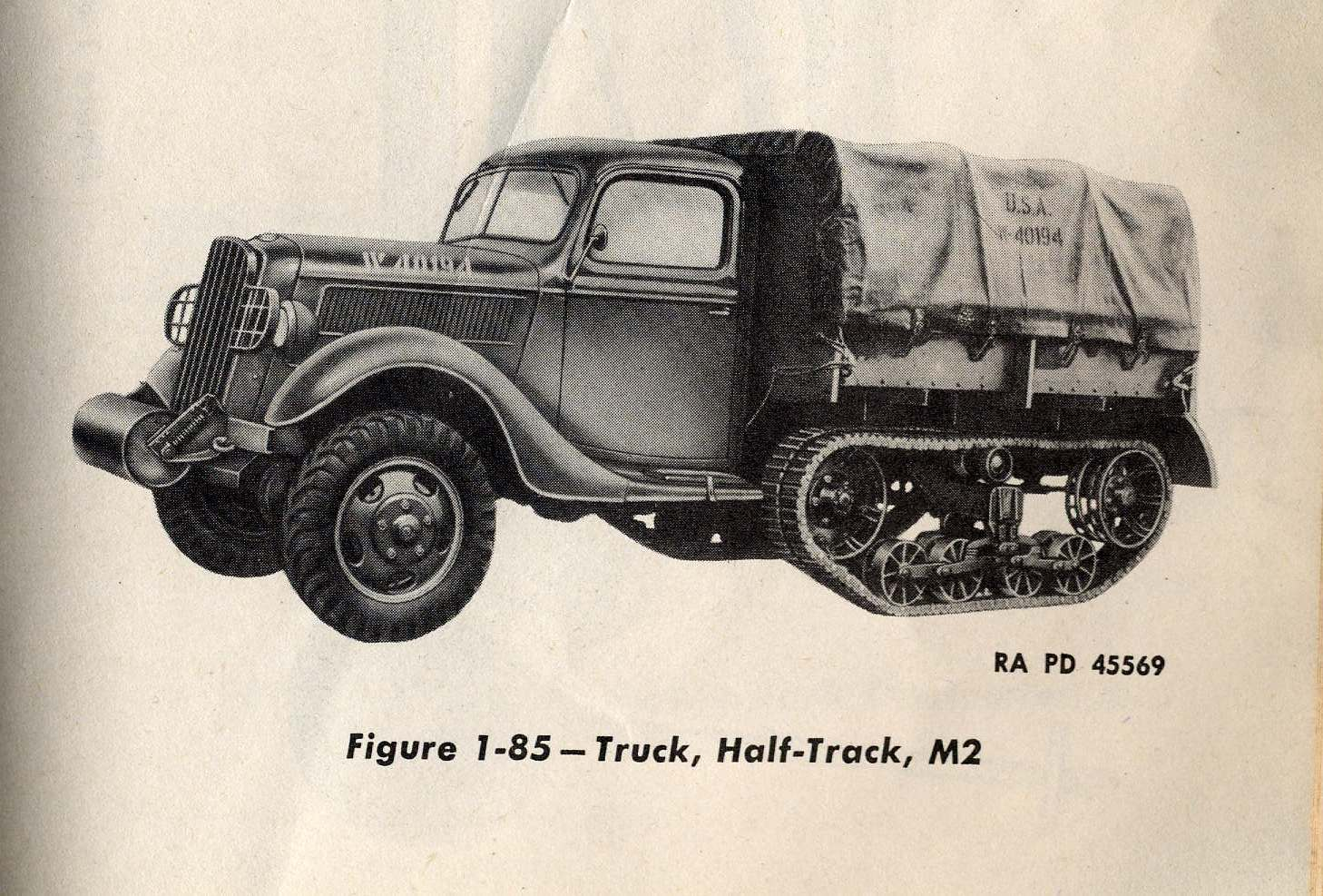 File:M2 truck halftrack jpg - Wikimedia Commons