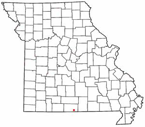 Howards Ridge, Missouri