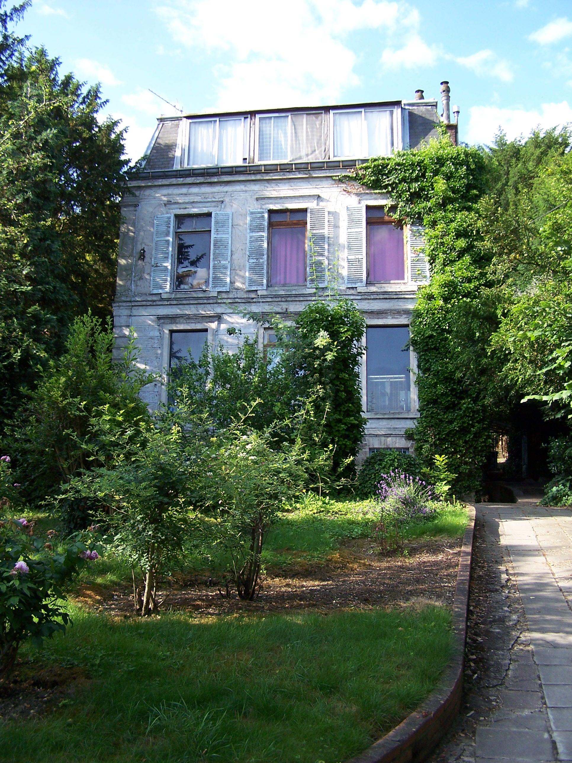 File maison louis ferdinand c line meudon 2 jpg for Achat de maison en france