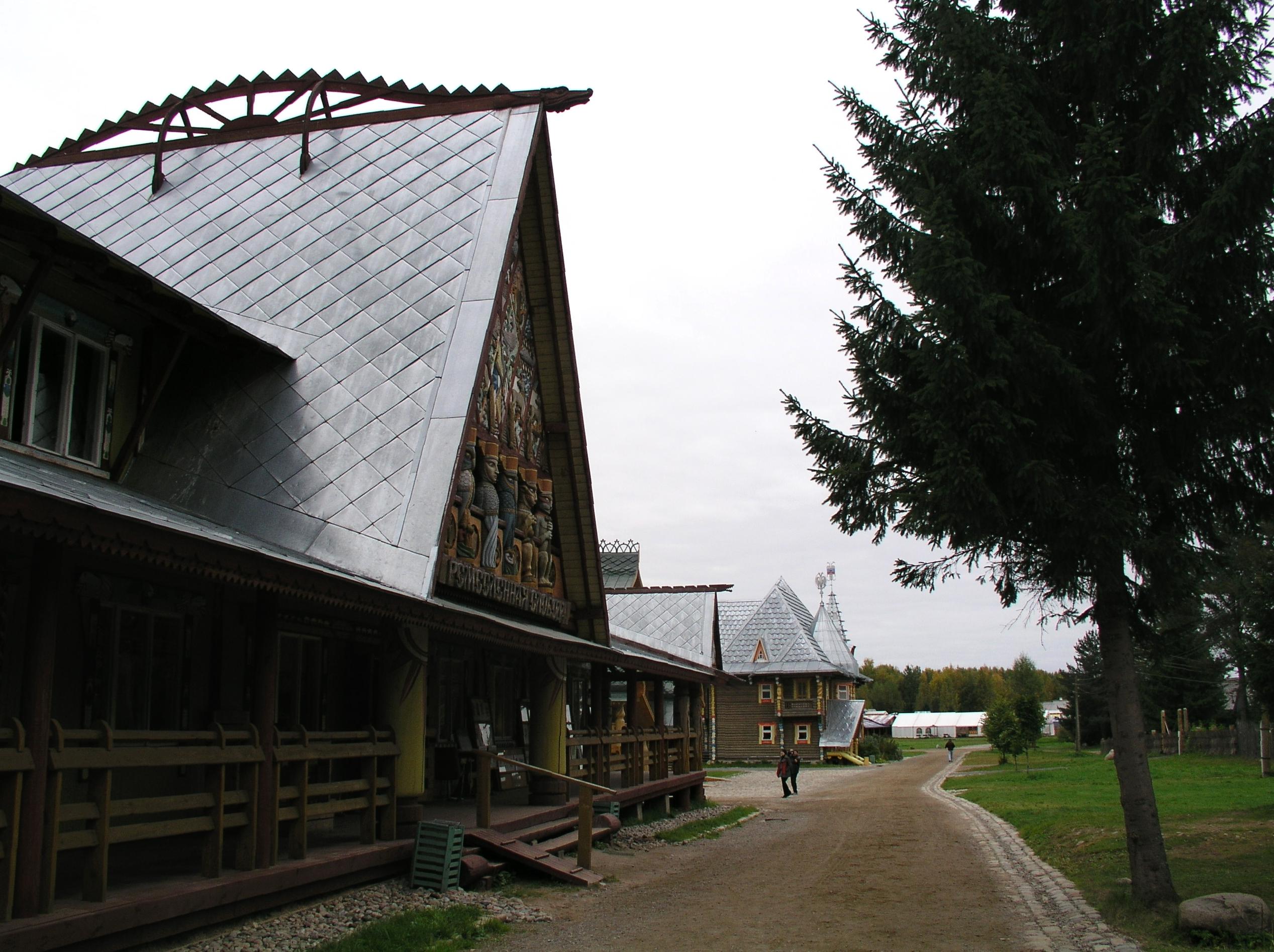 Werchnije Mandrogi