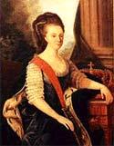 Maria I of Portugal.
