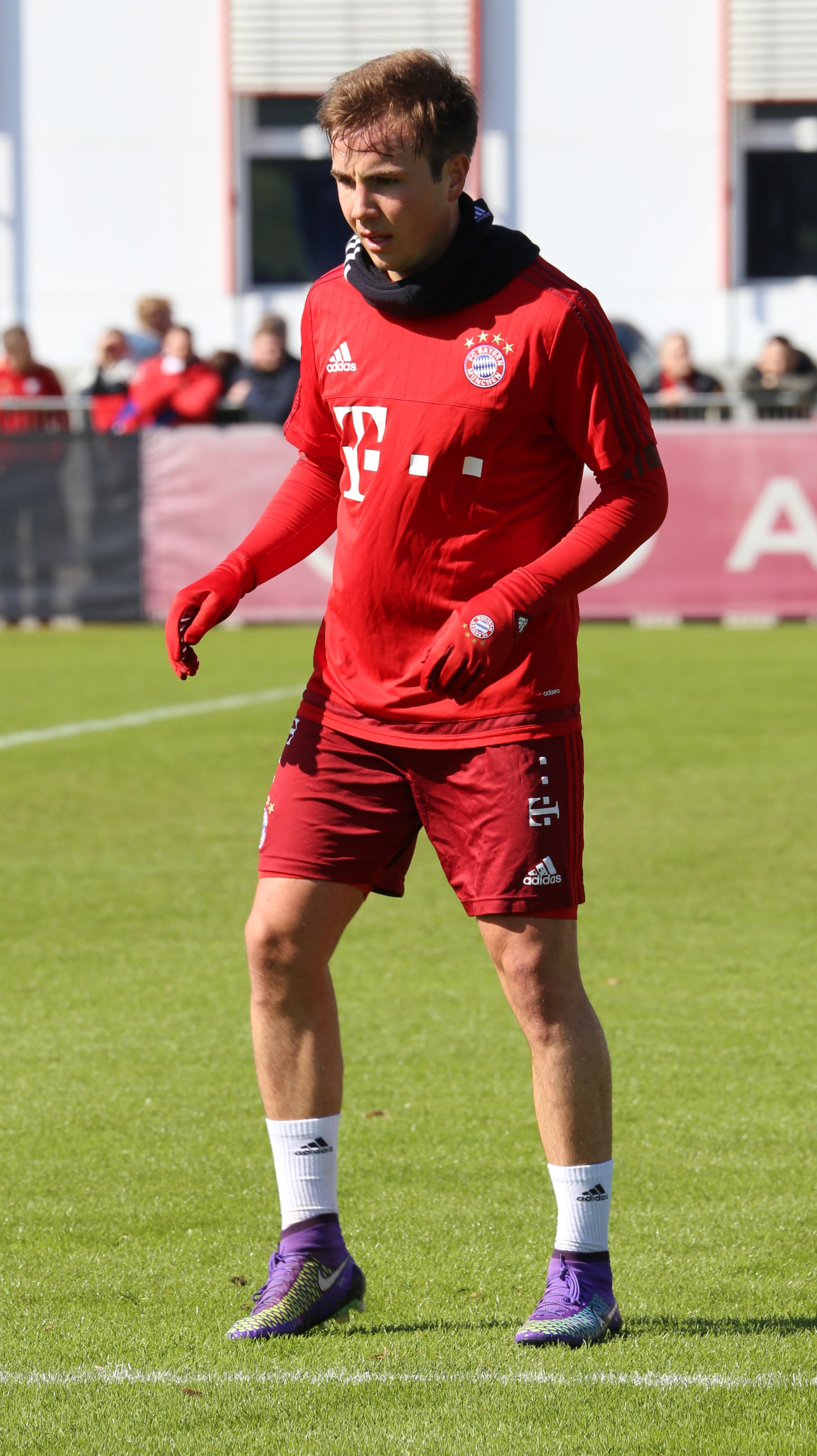 Mario Götze Bayern