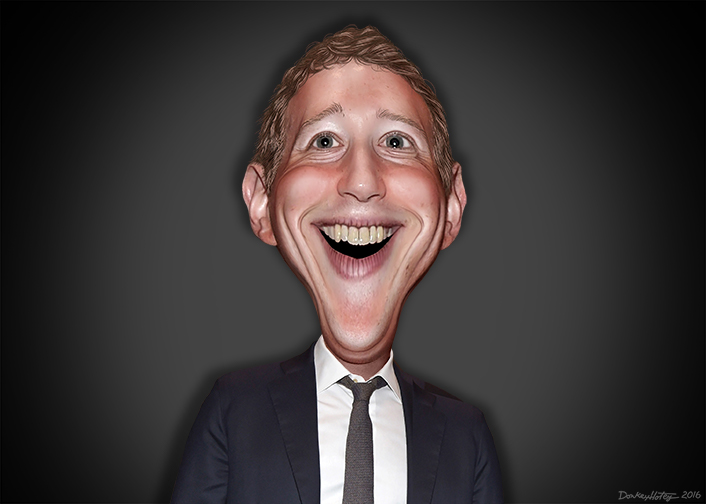 Mark Zuckerberg - Caricature (31129313071)