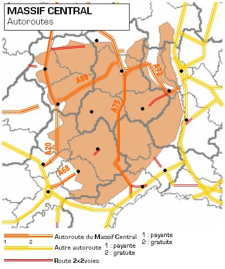 Image:Massif Central - Autoroutes