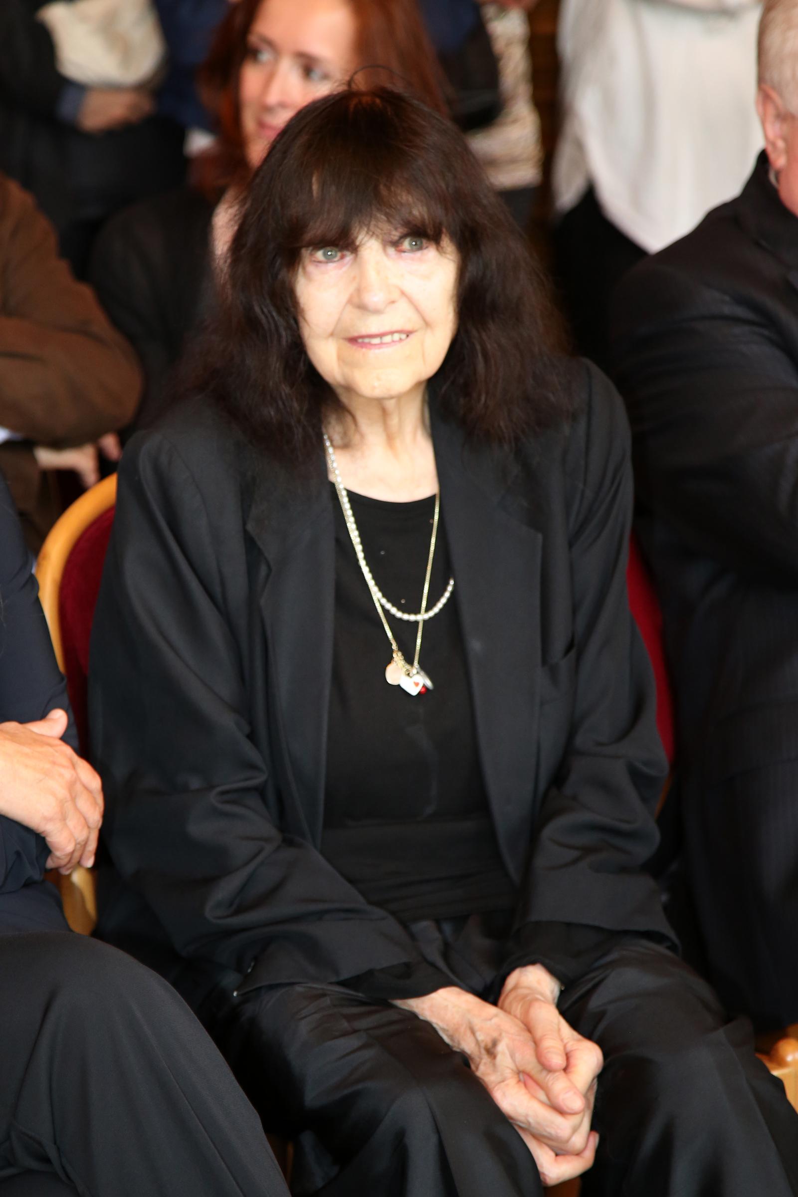 Schriftstellerin Friederike Mayröcker gestorben