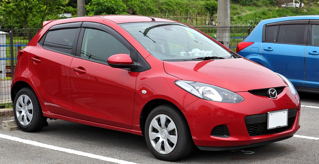 Build A Mazda >> File:Mazda Demio 303.JPG - Wikimedia Commons