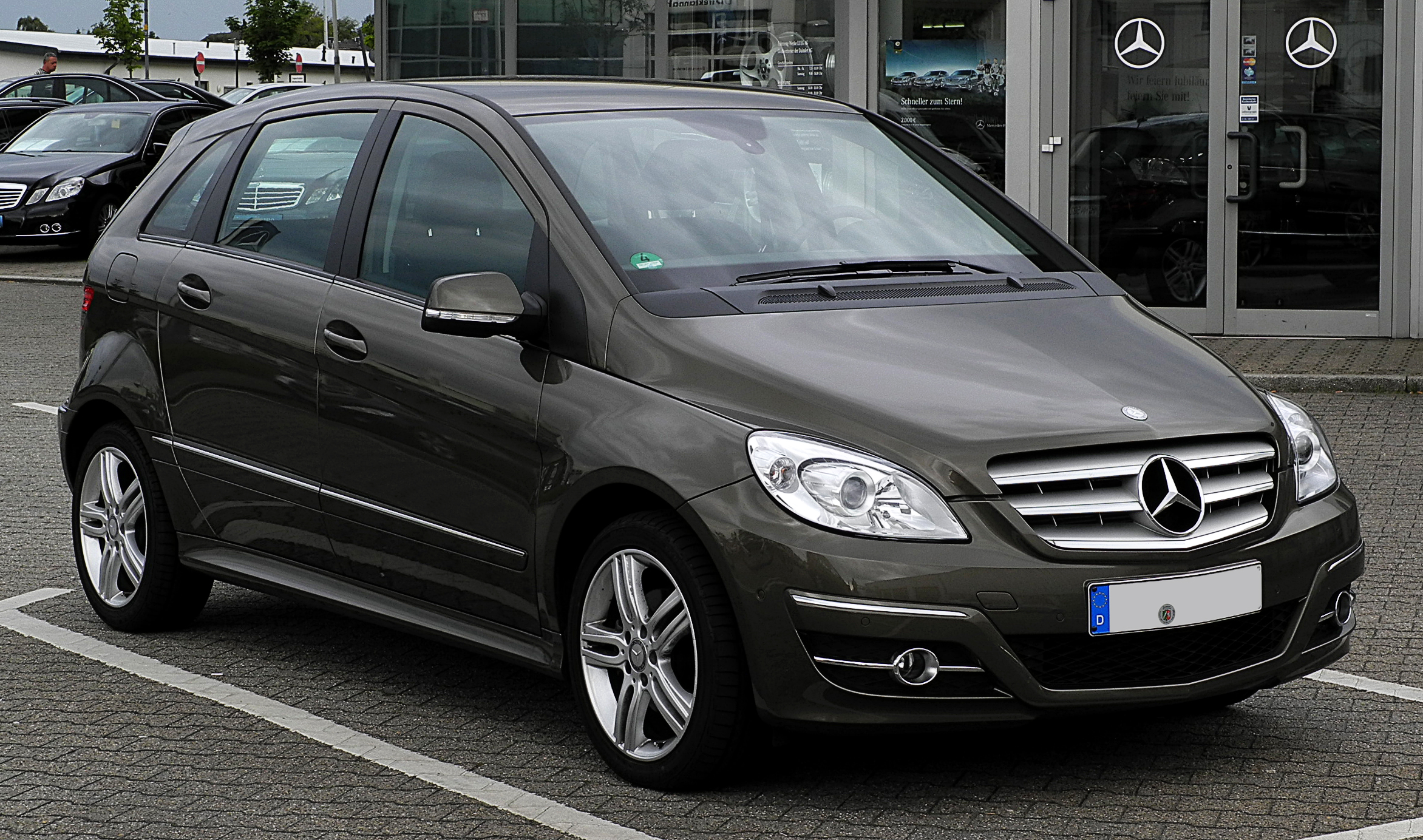 file mercedes benz b 180 cdi t 245 facelift. Black Bedroom Furniture Sets. Home Design Ideas