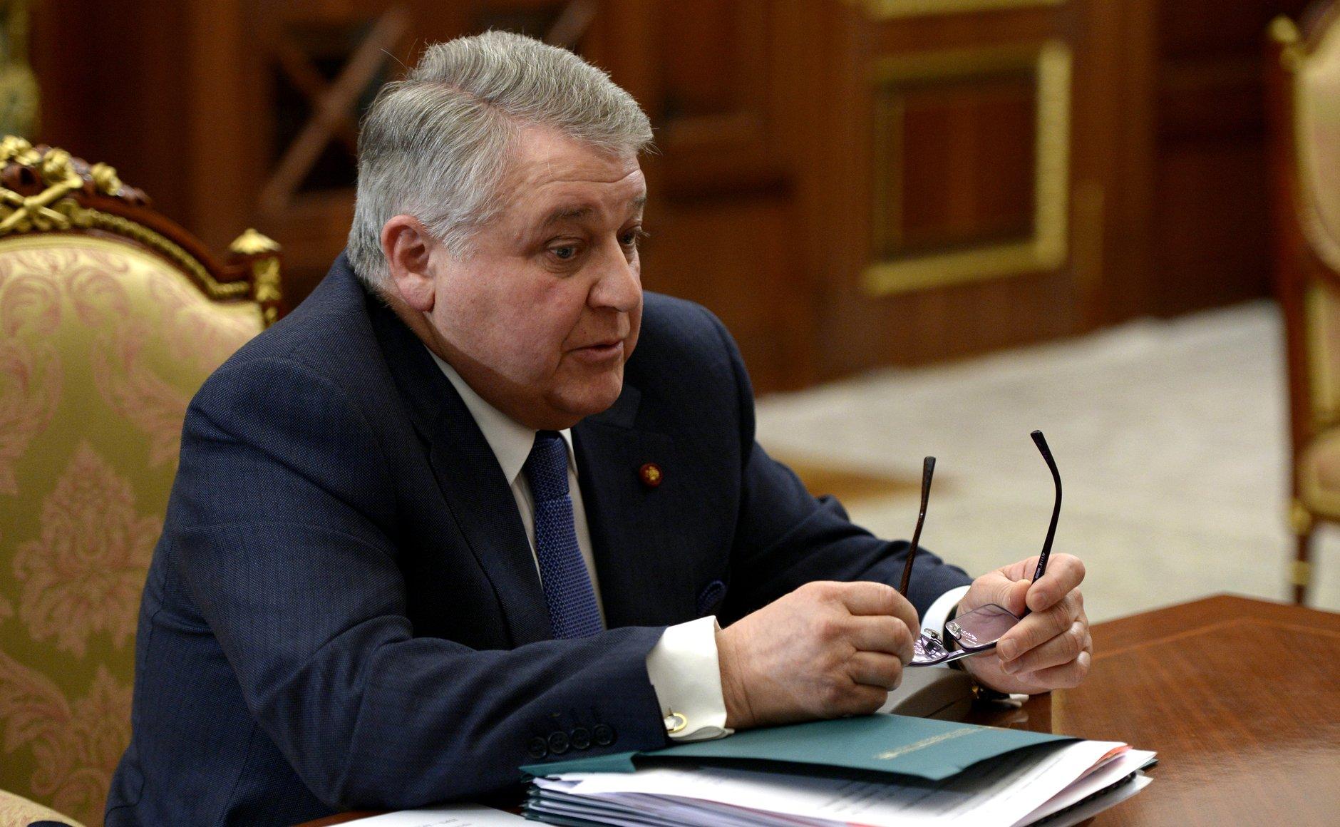 Михаил ковальчук доклад на совете федерации 8390