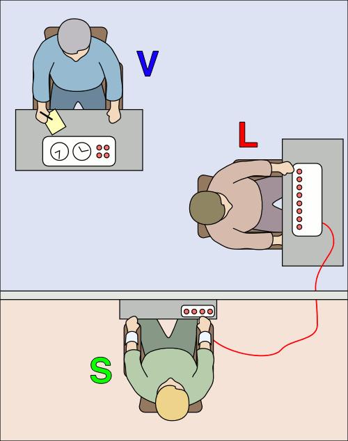 Milgram experiment 3 20 minutes footage - 3 6