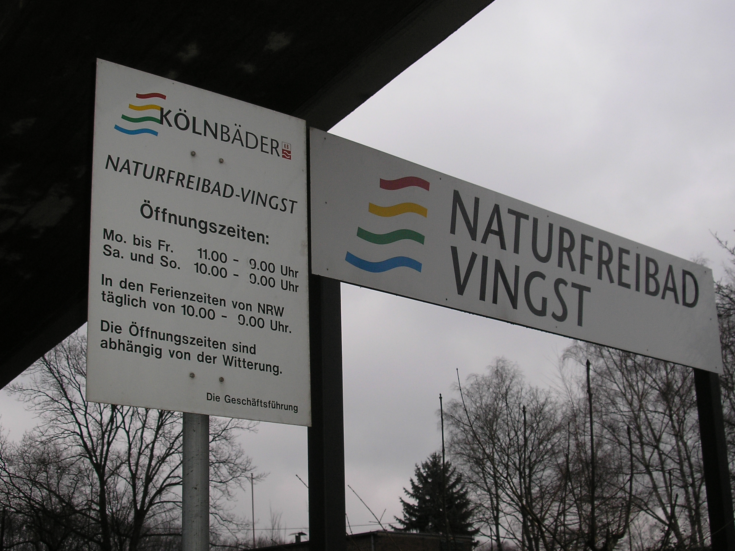 Naturfreibad Köln