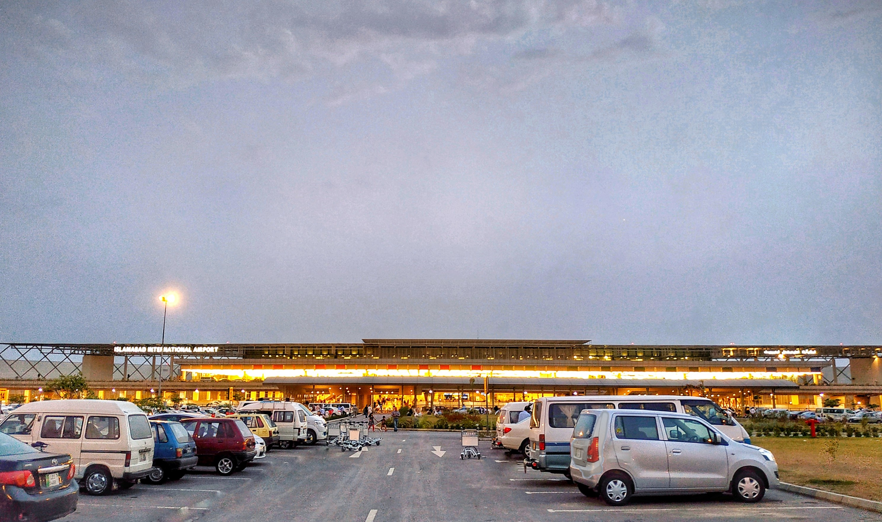 Islamabad International Airport - Wikipedia