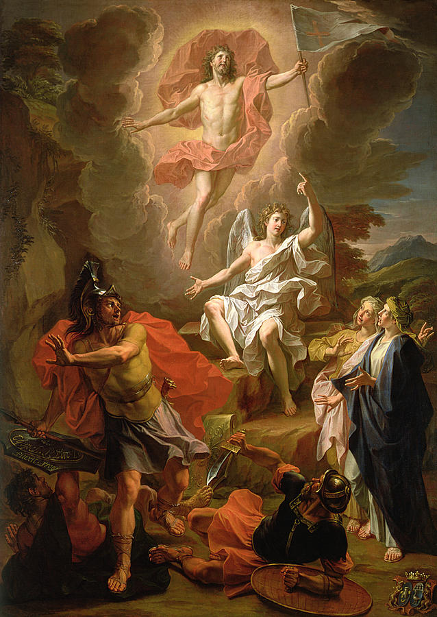 Noël Coypel - Resurrection of Christ (large version).jpg
