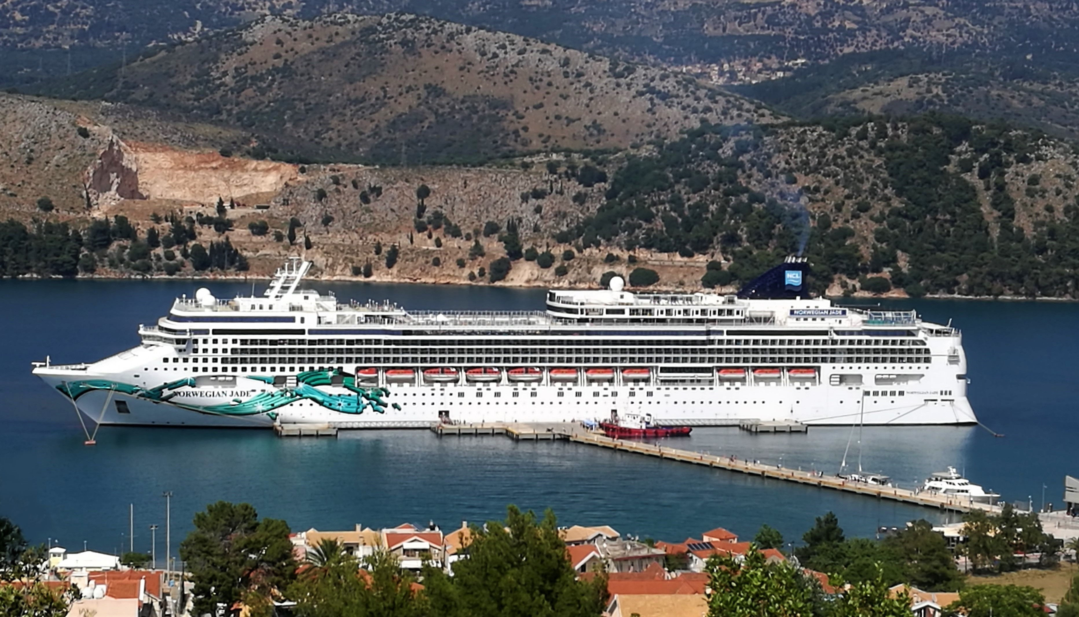 Norwegian Jade - Wikipedia