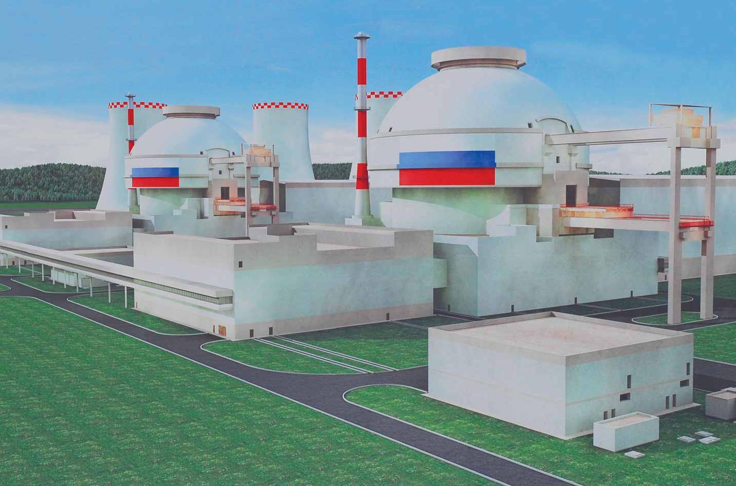 Description novovoronezh nuclear power plant ii