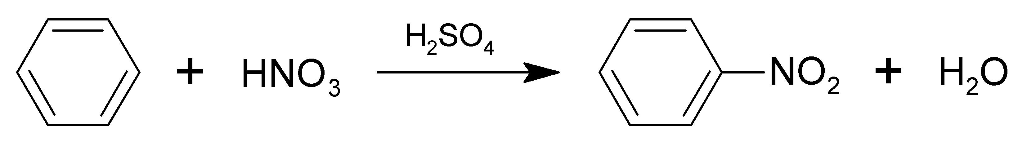 Nitration of Benzene 1