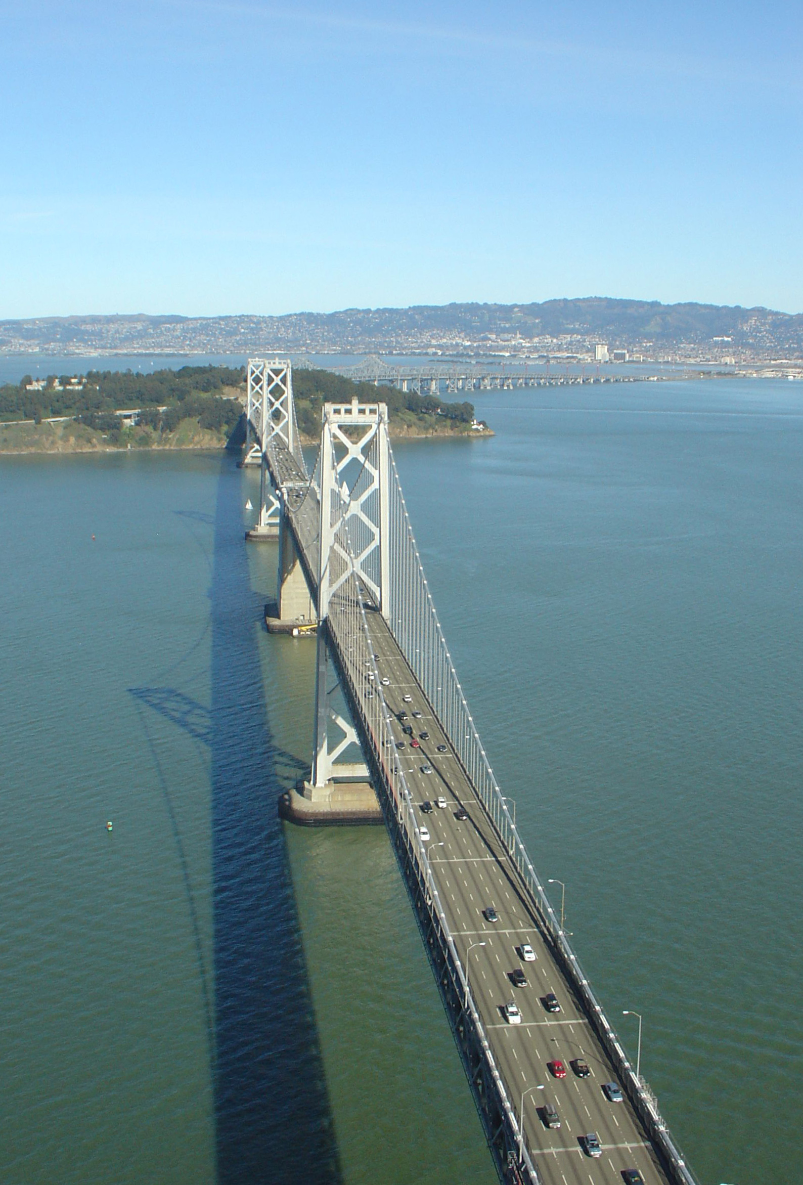2 Investigates claims of Bay Bridge tunnel crumbling on Oakland bay bridge pictures