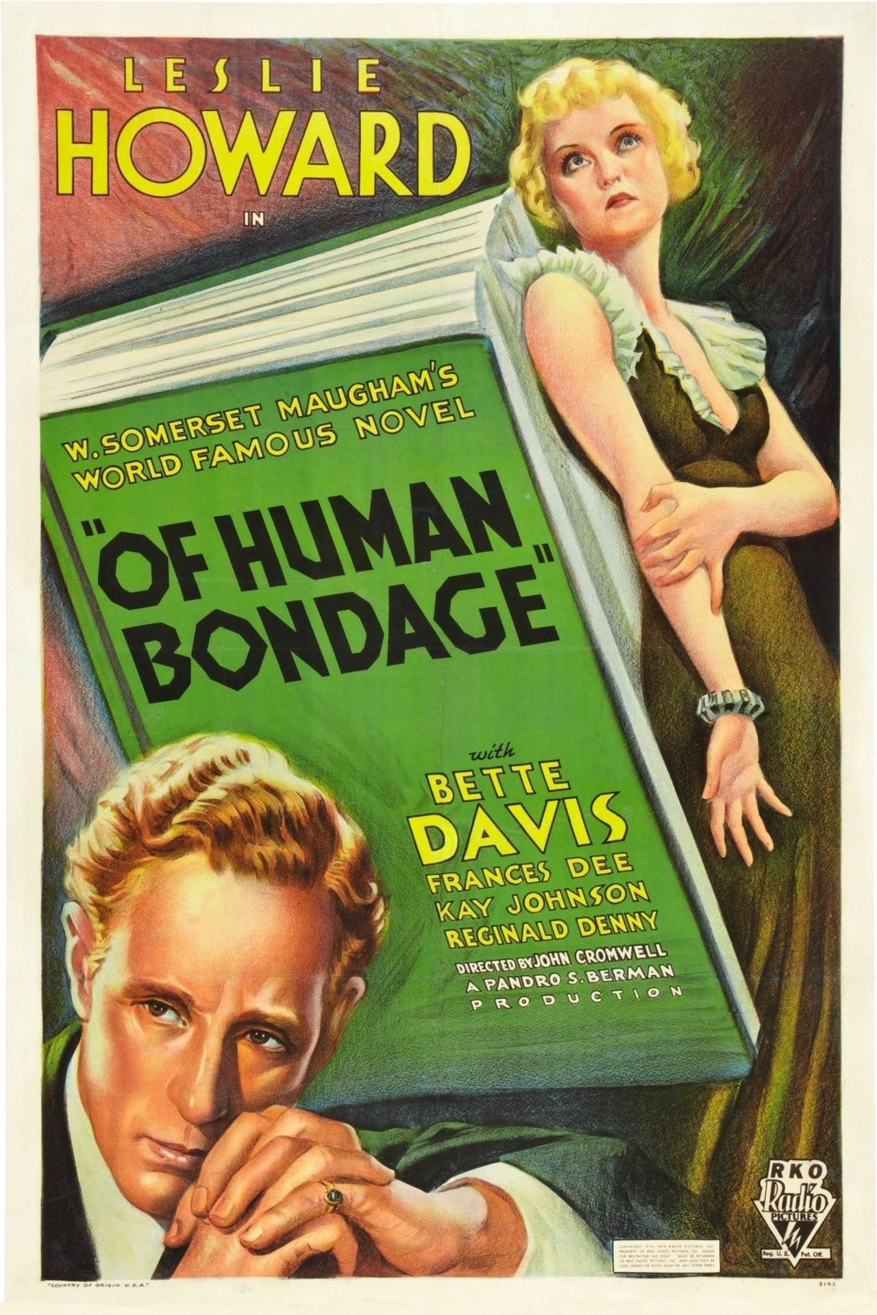 Of Human Bondage (1934 film) - Wikipedia