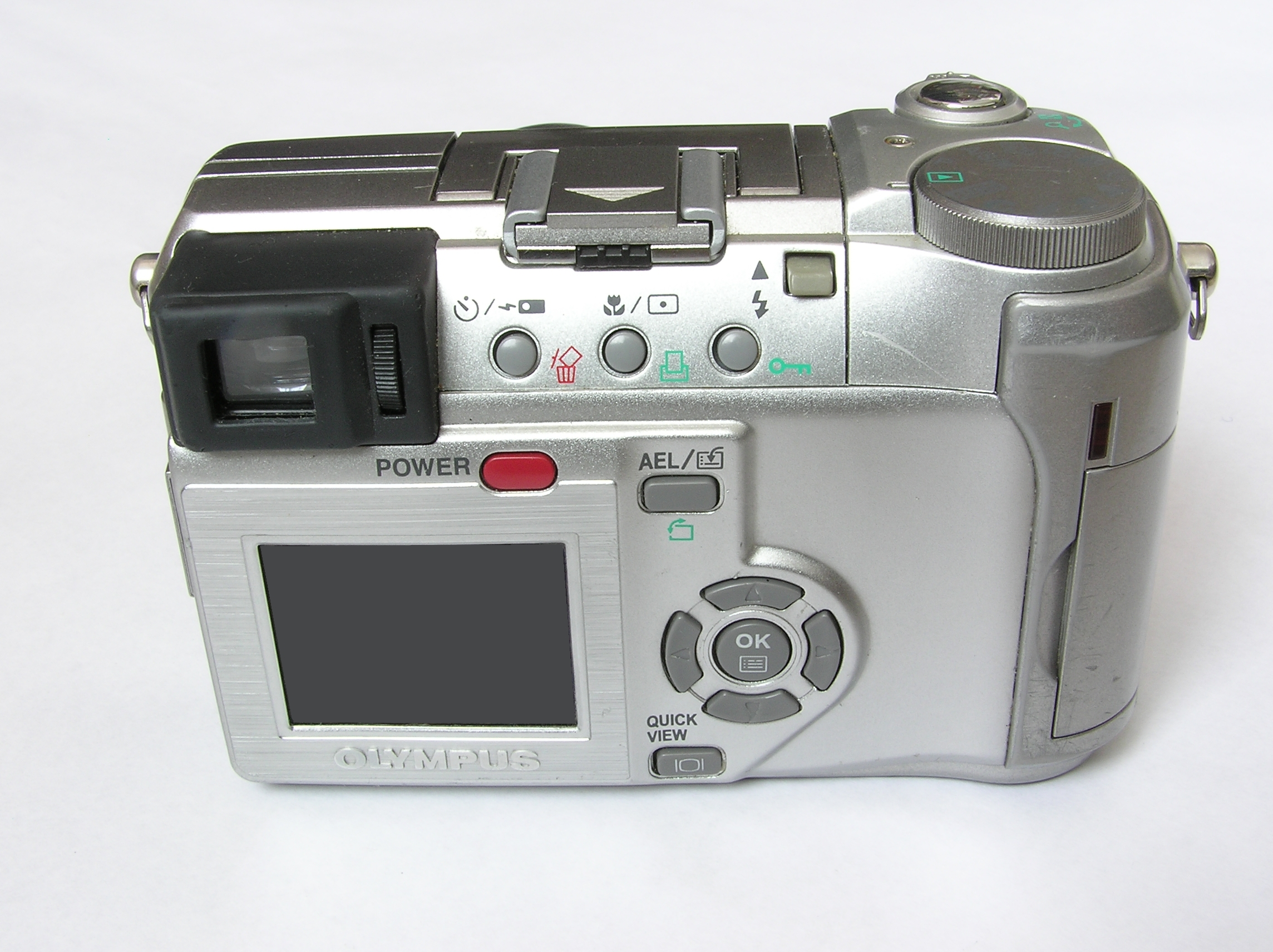 OLYMPUS Digital Camera C-750 Drivers (2019)