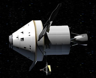 File:Orion spacecraft in space.png - Wikimedia Commons