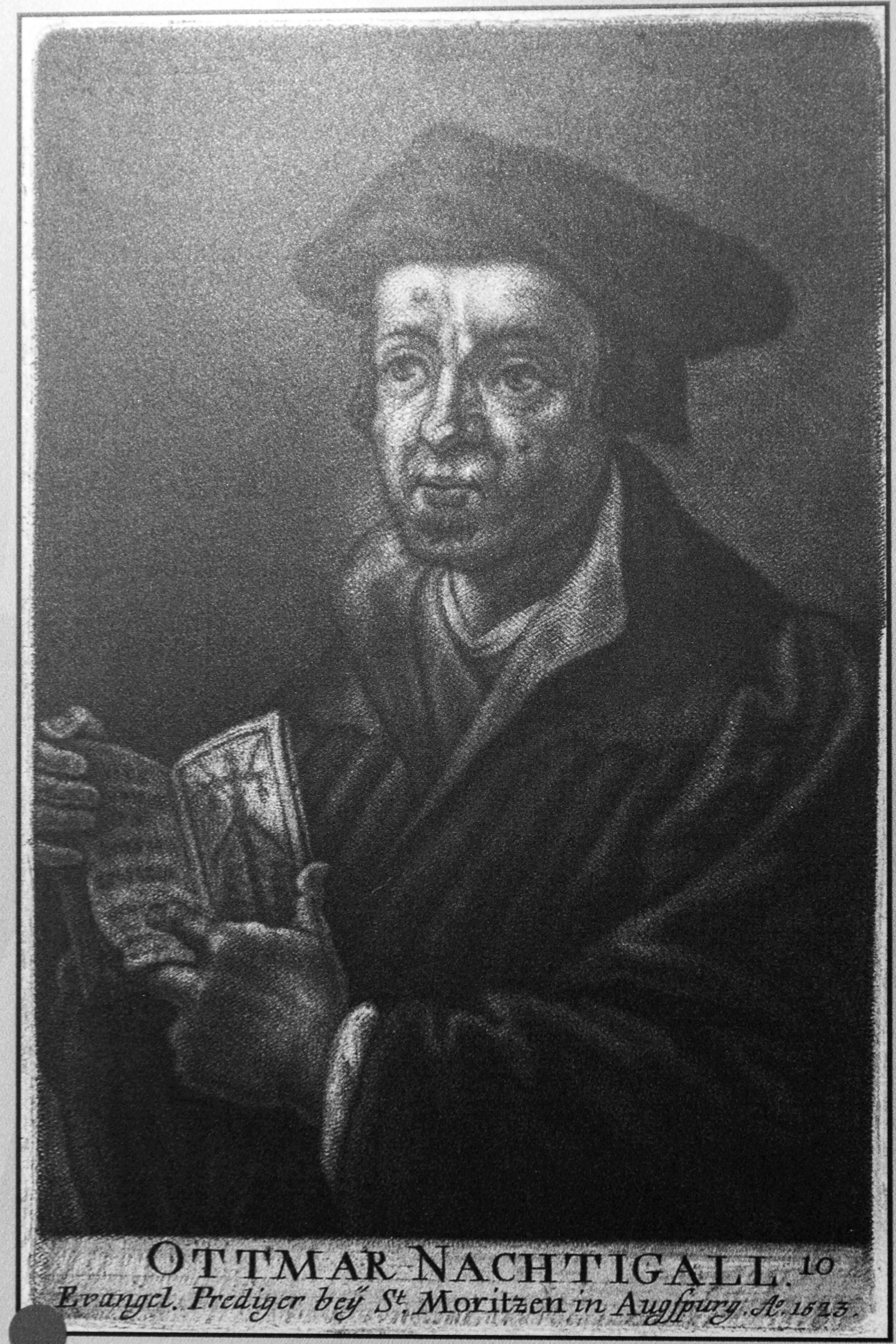 Ottmar Nachtgall (1480-1537).