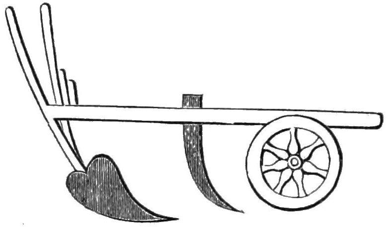 PSM V18 D469 Wheeled plough from the roman empire.jpg