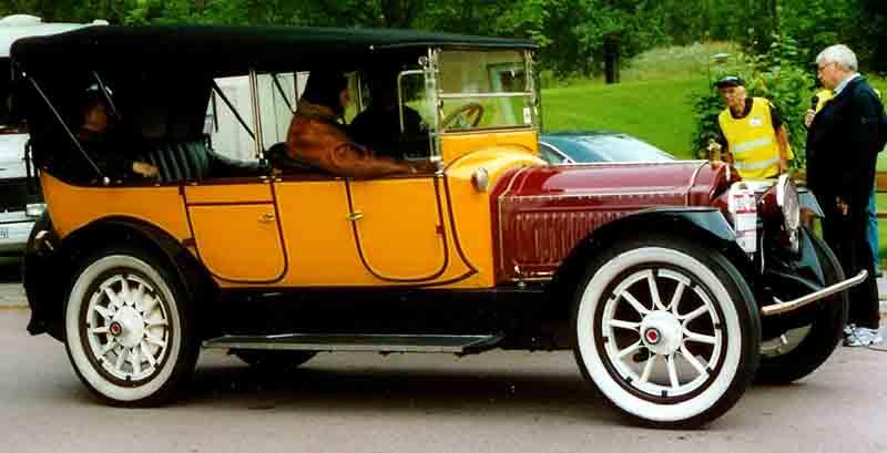 Lincoln Motor Company >> Packard – Wikipedia