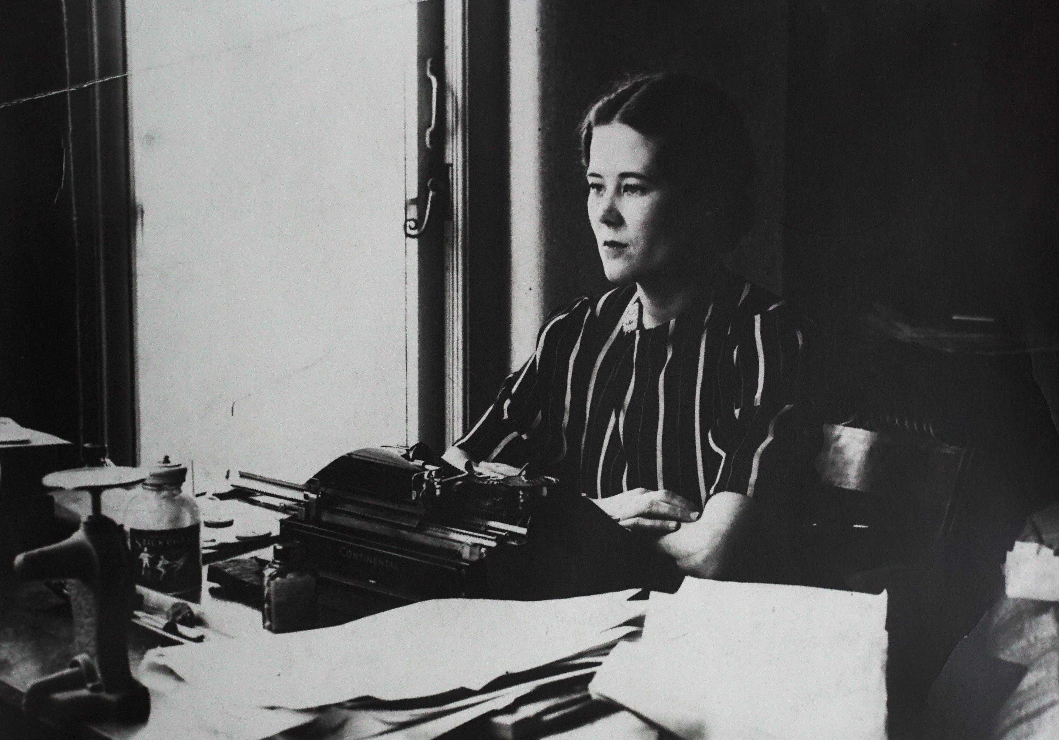 Portrait of Pamela Hansford Johnson
