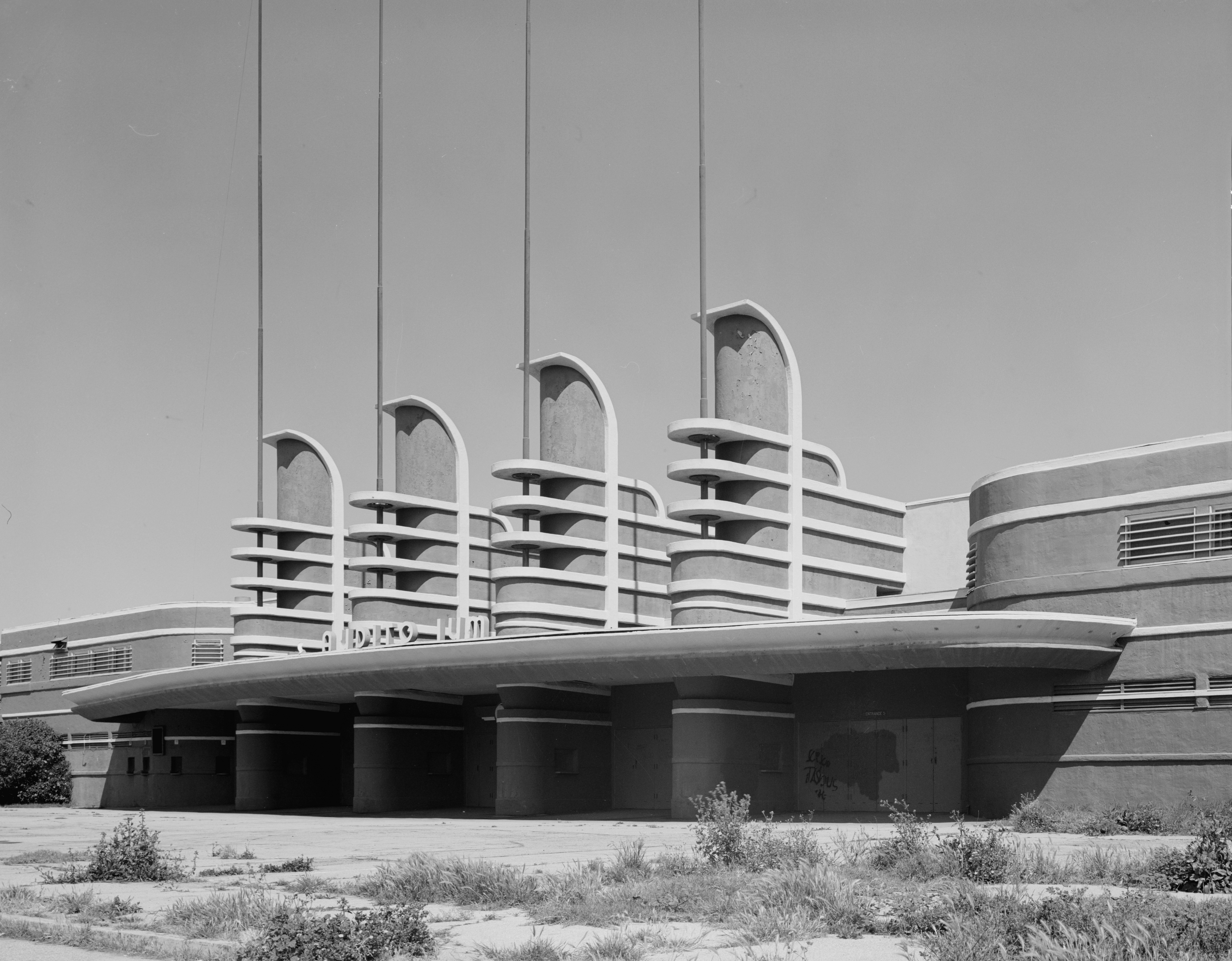 Pan Pacific Auditorium Wikiwand
