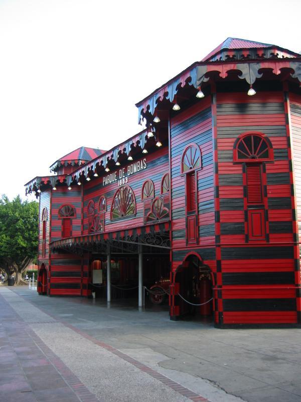 Parque de bombas wikipedia la enciclopedia libre - Hoteles en ponce puerto rico ...