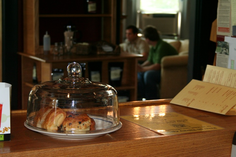 Pastries sold at a coffee shop.jpg