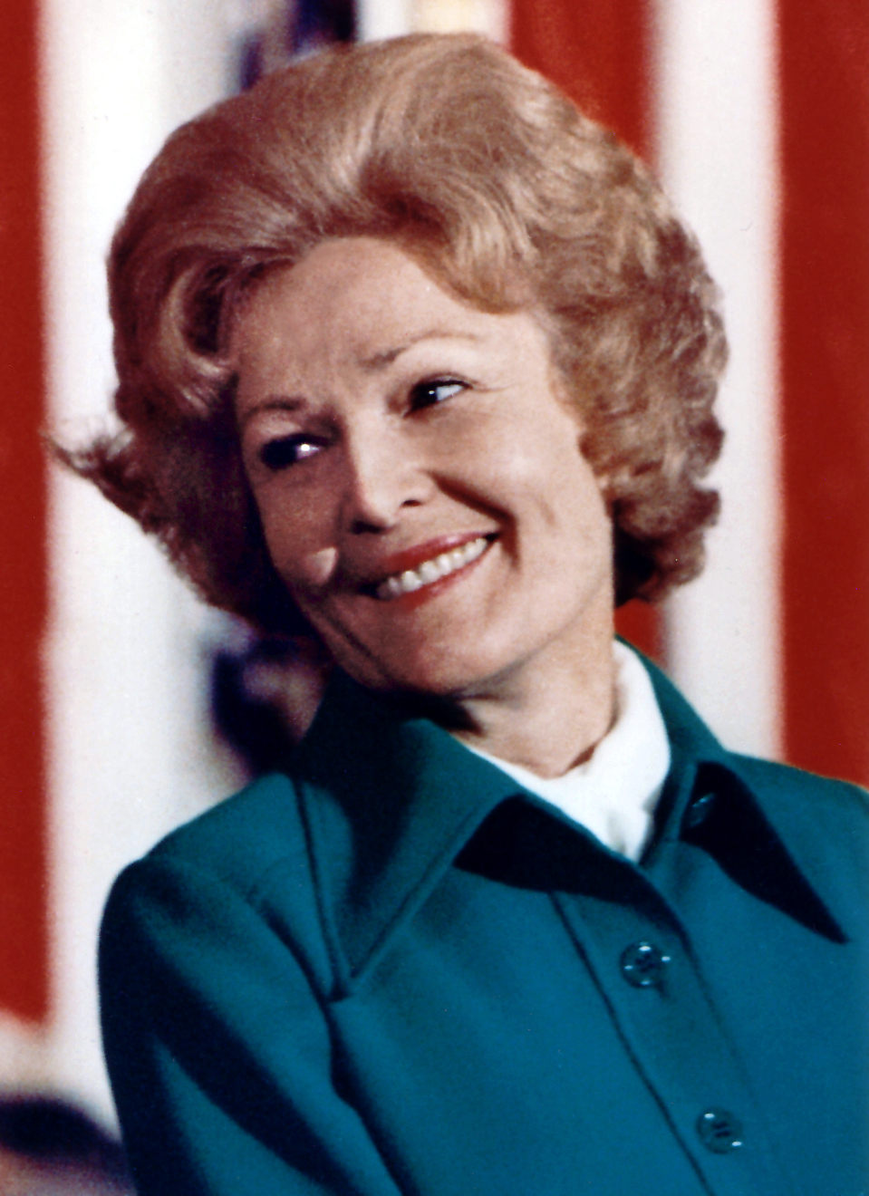 Portrait of Pat Nixon