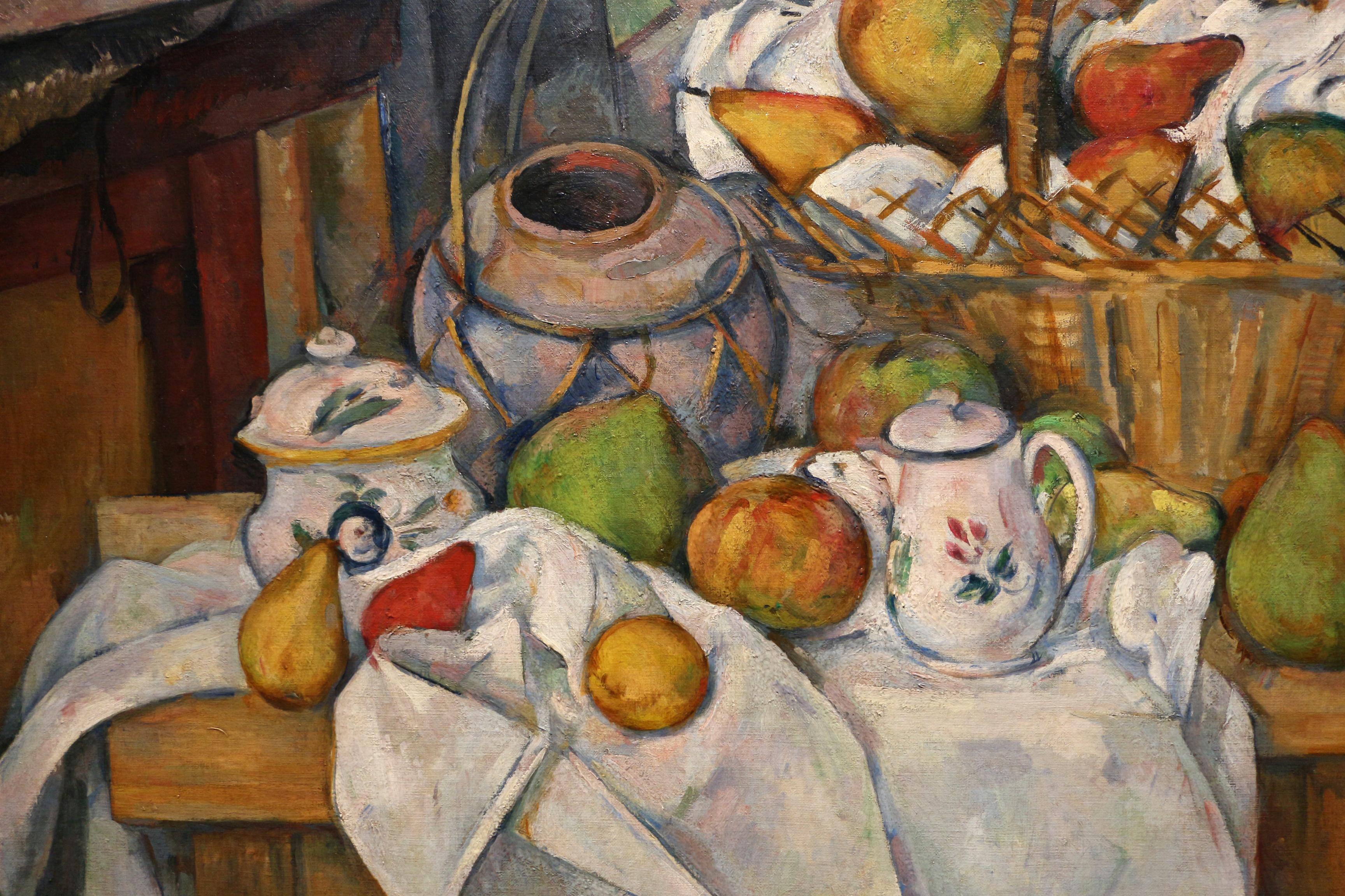 File paul c zanne la tavola di cucina 1888 90 02 jpg wikimedia commons - La tavola di melusinda ...