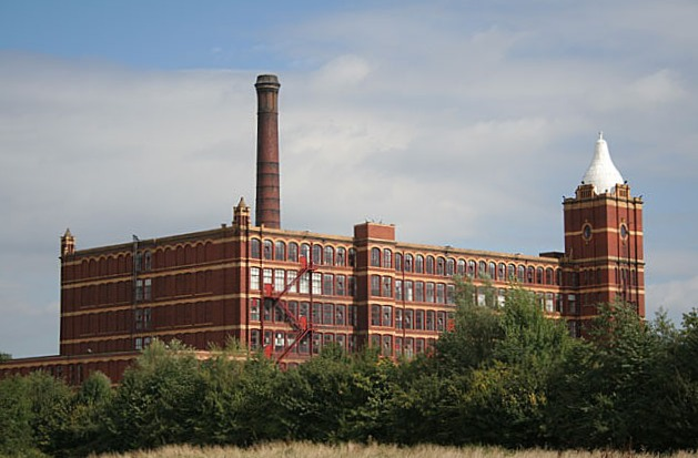 Pear Mill, Stockport - geograph.org.uk - 558286