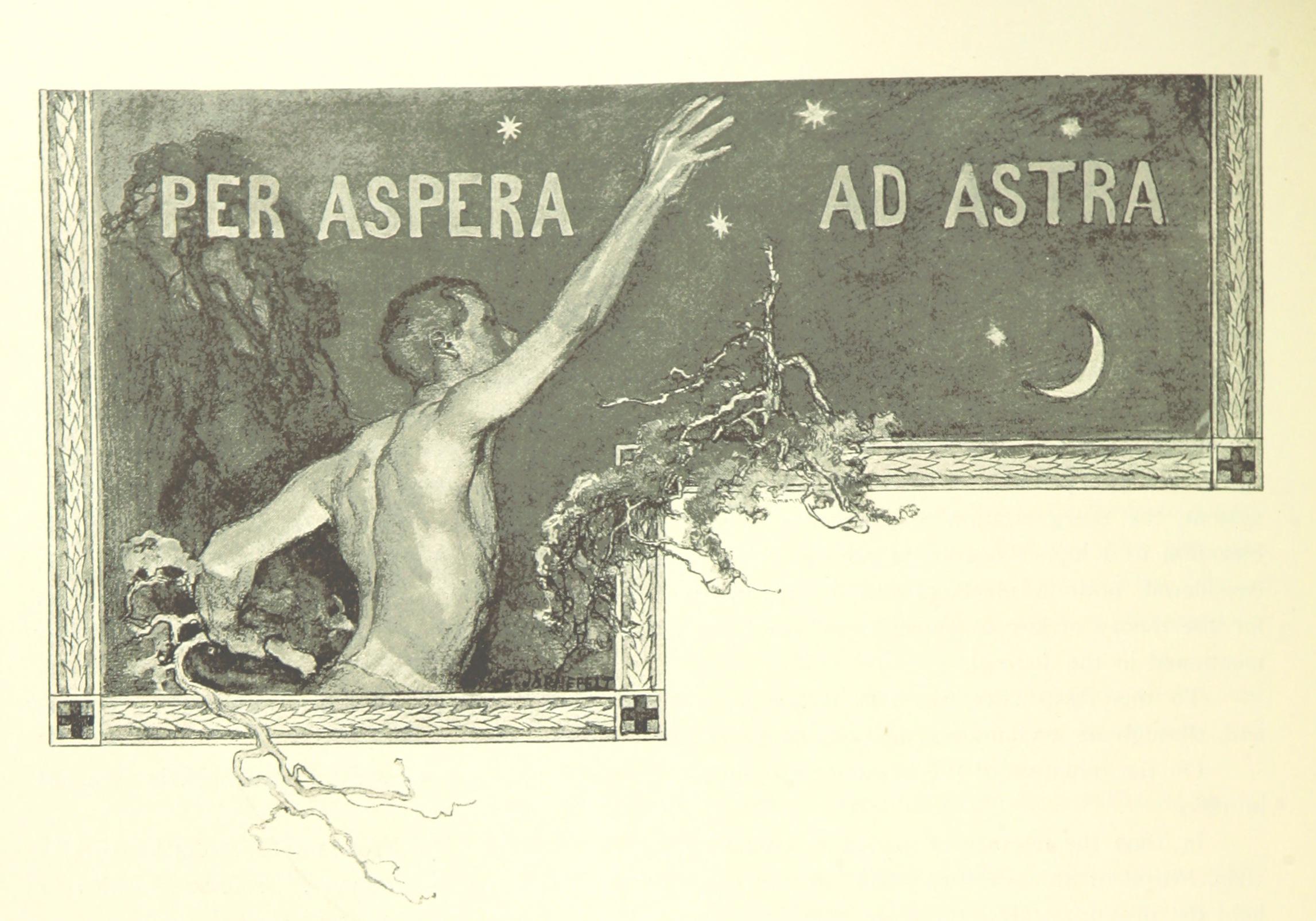 Per Aspera Ad Astra Wikipedia