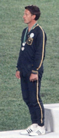 Peter Norman in 1968