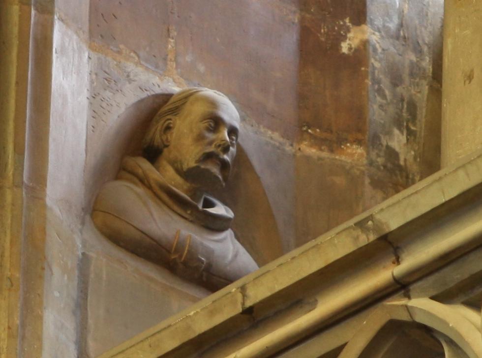 Fasciculus:Peter Parler triforium bust.jpg - Vicipaedia