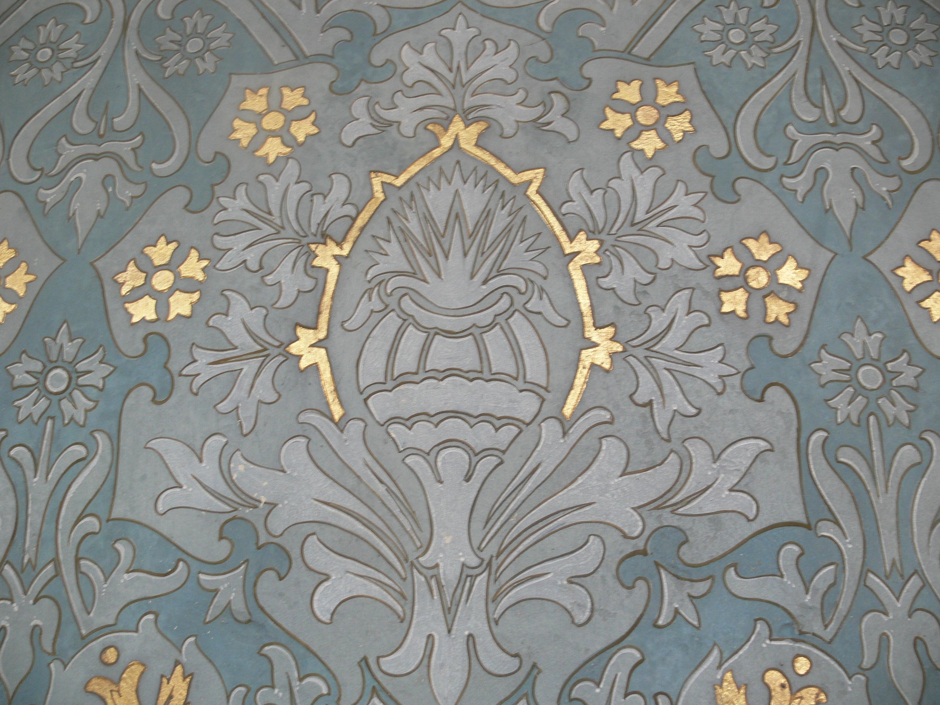 File:Pfarrkirche Weitnau Wandbemalung Detail
