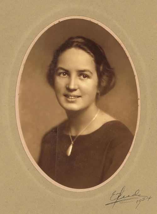 Image of Elisabeth Meyer from Wikidata
