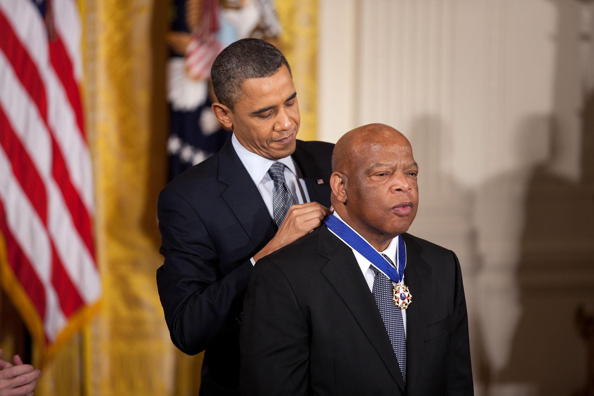 John Lewis - Presidential Medal of Freedom