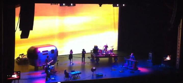Puscifer Live 2011
