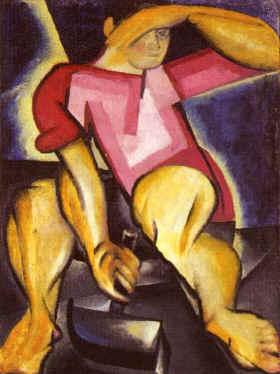 Файл:Pyotr Subbotin-Permyak. Worker (1921).jpg