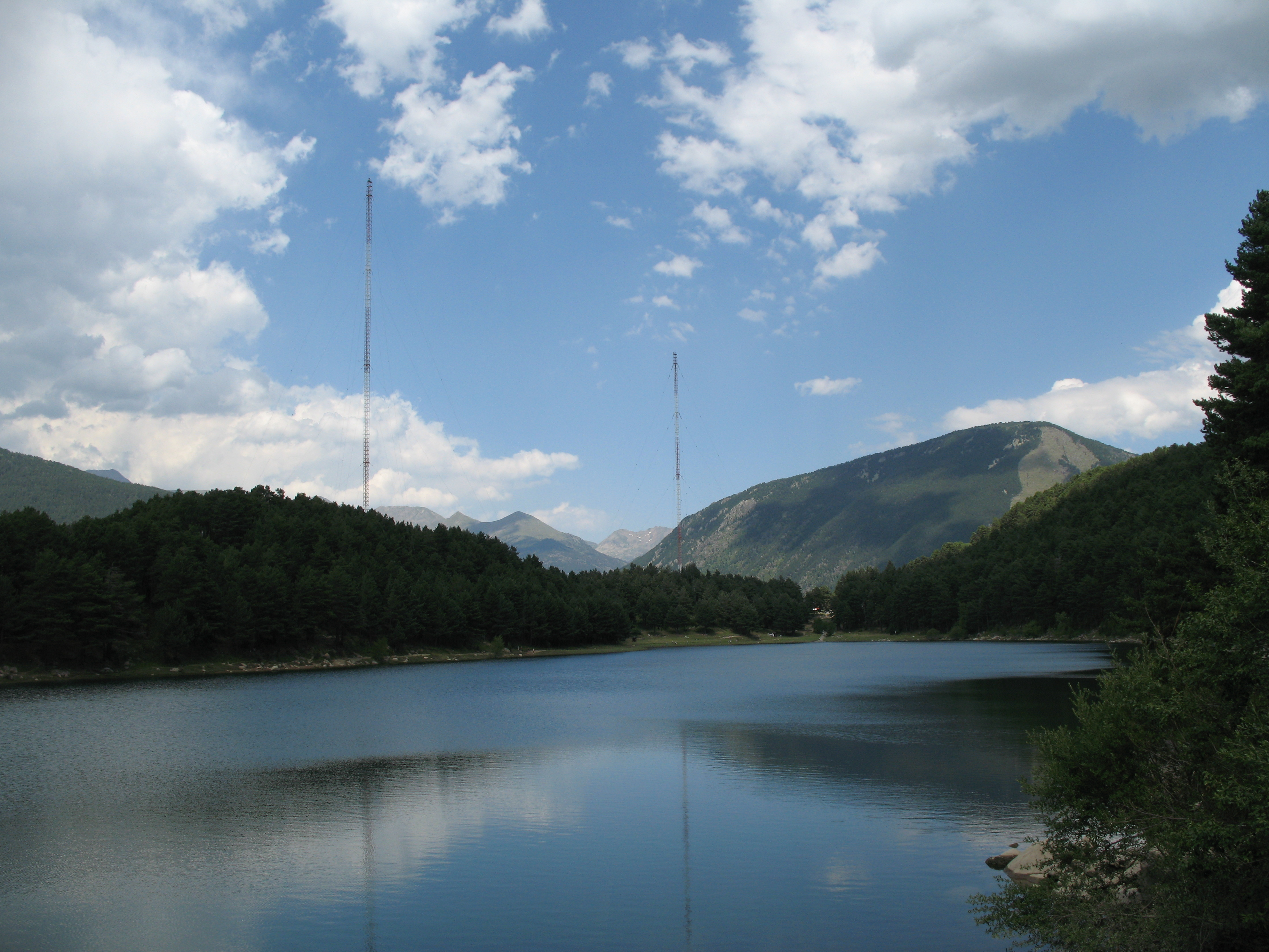 Lake Engolasters - Wikipedia