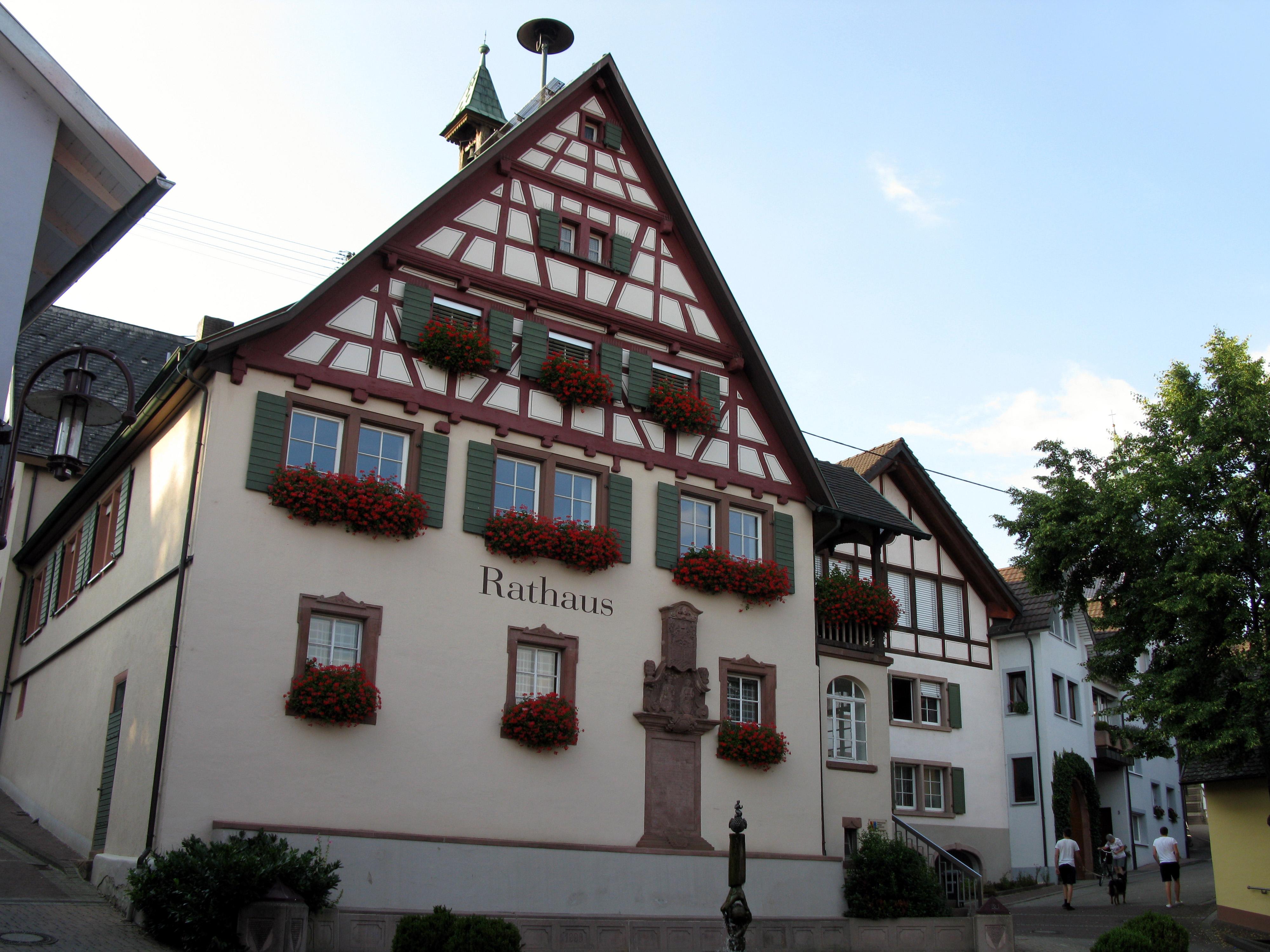 Rathaus (Bahlingen am Kaiserstuhl)