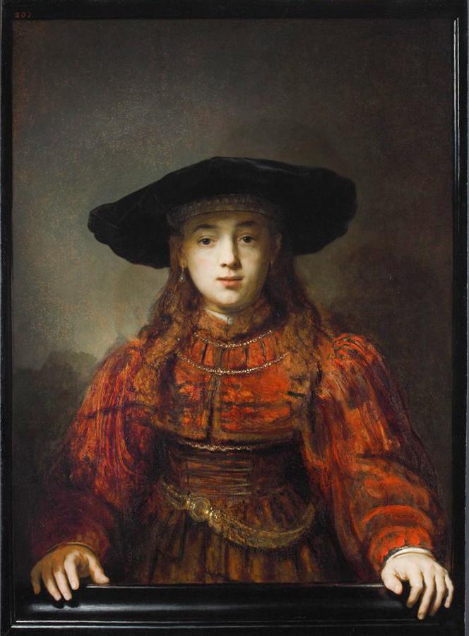 A biography of rembrandt harmenszoon van rijn a baroque painter