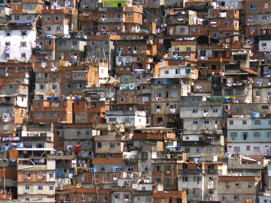 File Rio De Janeiro Brazil Slum Pavaozinho Favela December 2008
