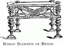 File:Roman Scamnum Or Bench