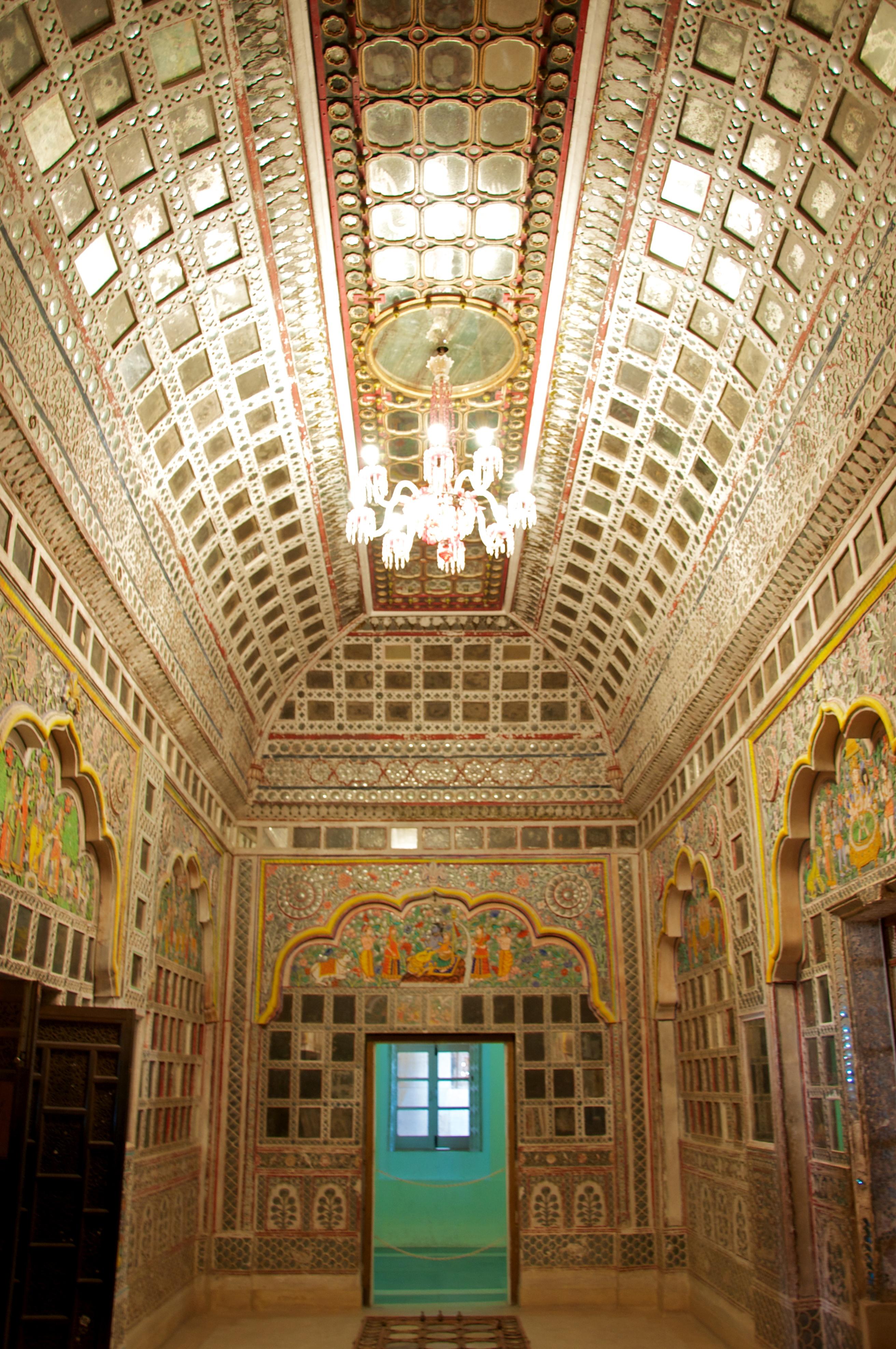 File:Room inside palace complex at Mehrangarh.jpg ...